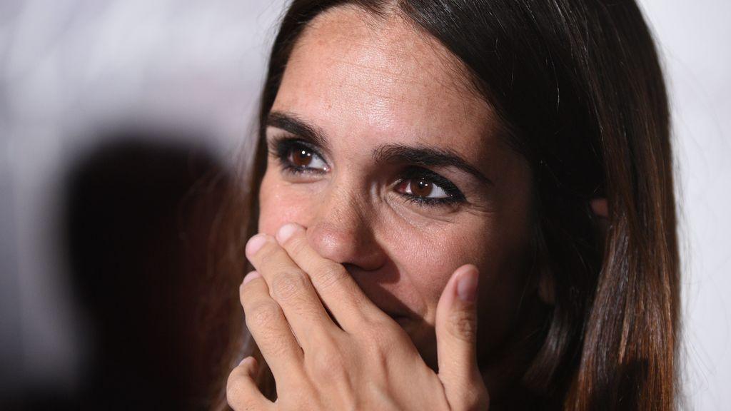 """Elena Furiase llora al separarse de Noah: """"Qué difícil se hace dejar a los niños"""""""