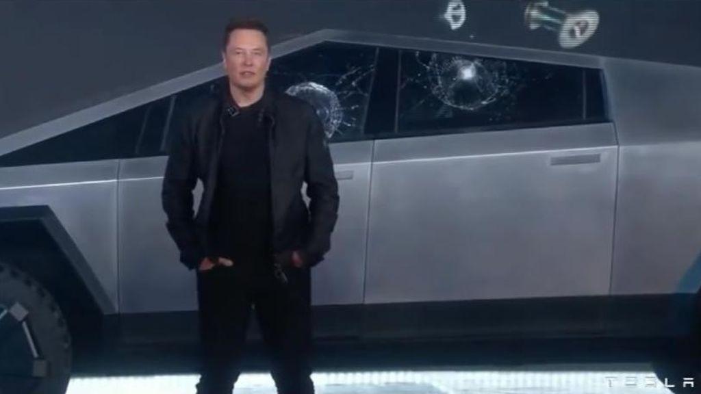 Tesla presenta su pickup