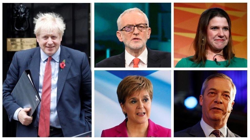 Quién es quién en las elecciones del Brexit