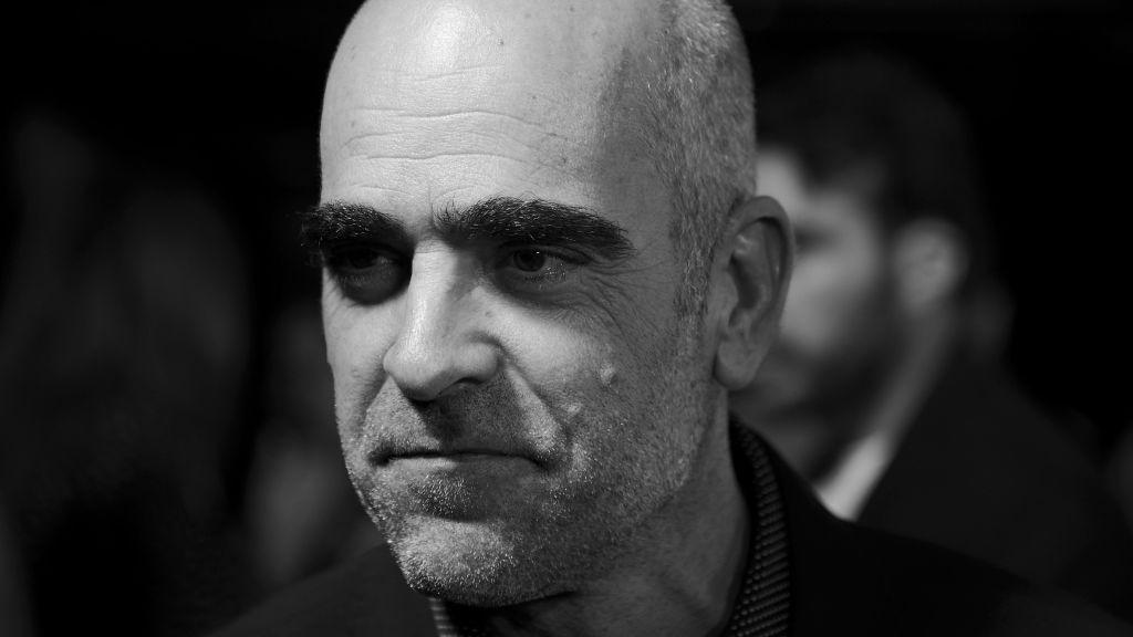 """Luis Tosar: """"Me echan la bronca por decir que este país es rancio, pero es que creo que lo es"""""""