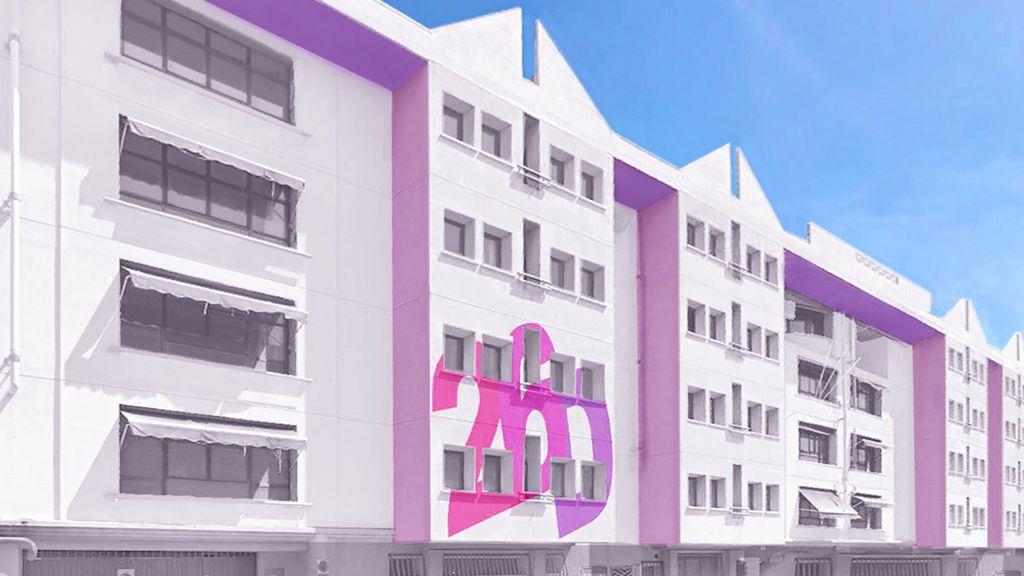 Residencia para mayores LGTBI: así están construyendo este centro que derriba los tabúes de un colectivo olvidado