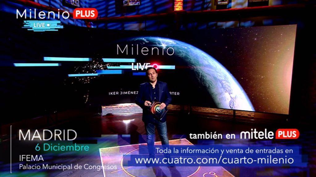 La noche de Milenio Live