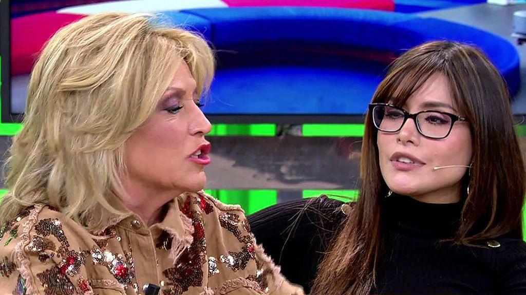 Miriam critica el concurso de Hugo en 'GH VIP' y Lydia le echa en cara que ella hizo lo mismo
