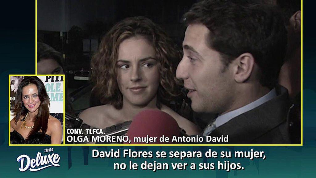 La mujer de Antonio David Flores habla sin pelos en la lengua sobre Rocío Carrasco