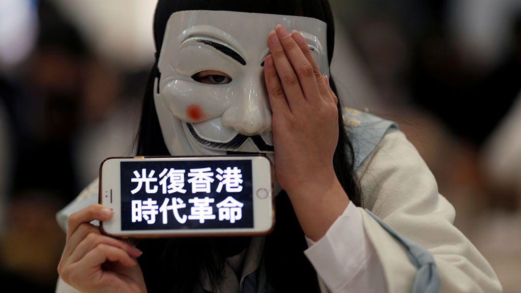 Las elecciones locales en Hong Kong medirán este domingo el apoyo a las protestas