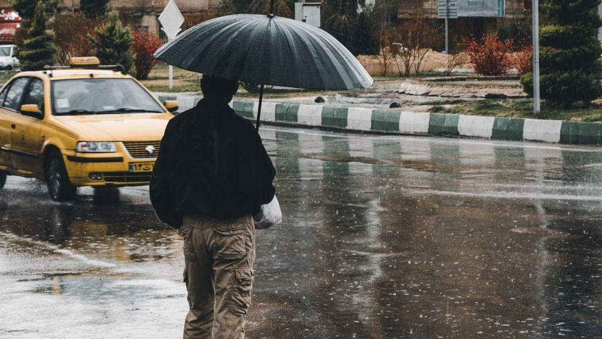 Las lluvias no nos dejan: el tiempo que hará la última semana de noviembre