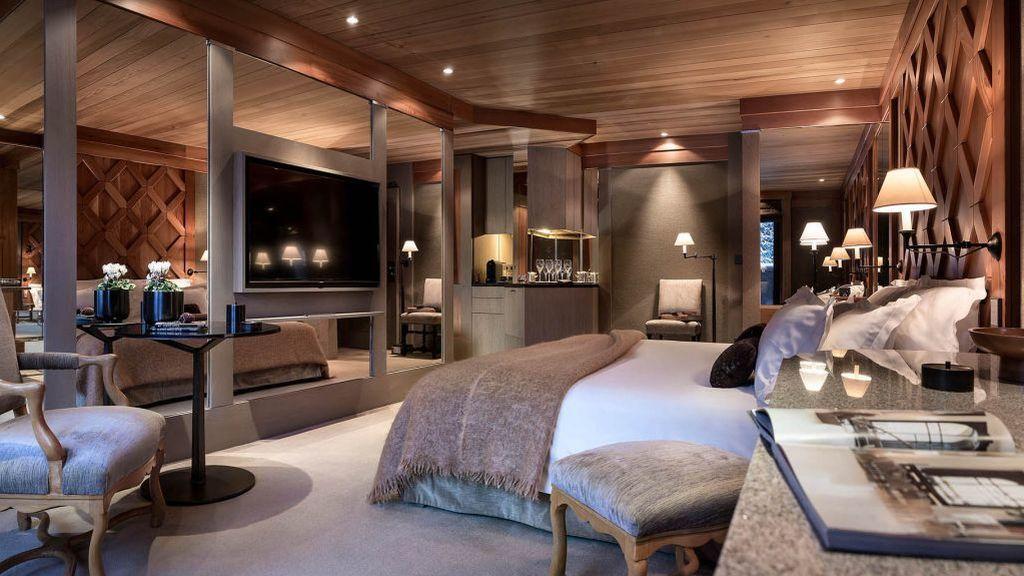 Hotel Aman suite