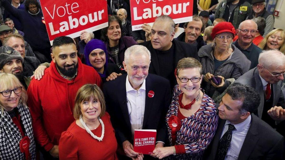Corbyn pretende transformar el Reino Unido con niveles de gasto nunca vistos