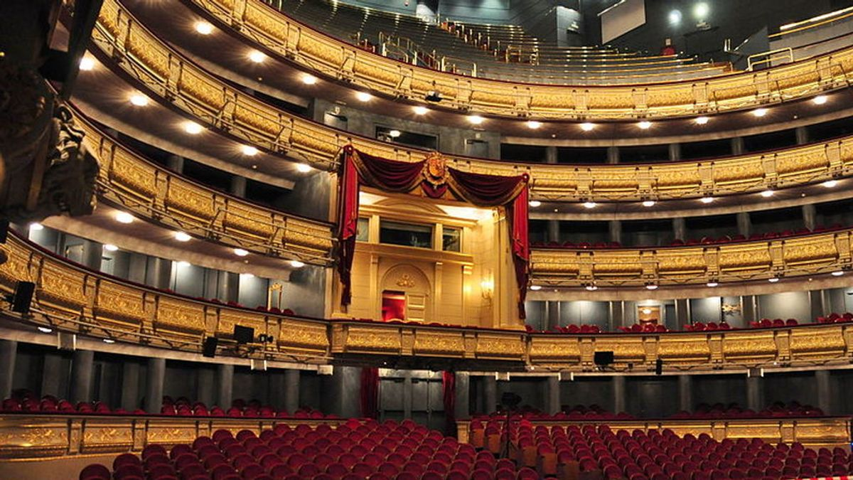 Palco Teatro Real