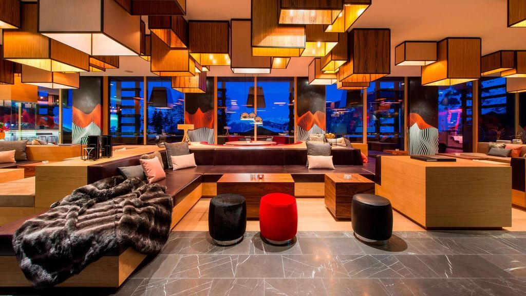 Bar hotel W