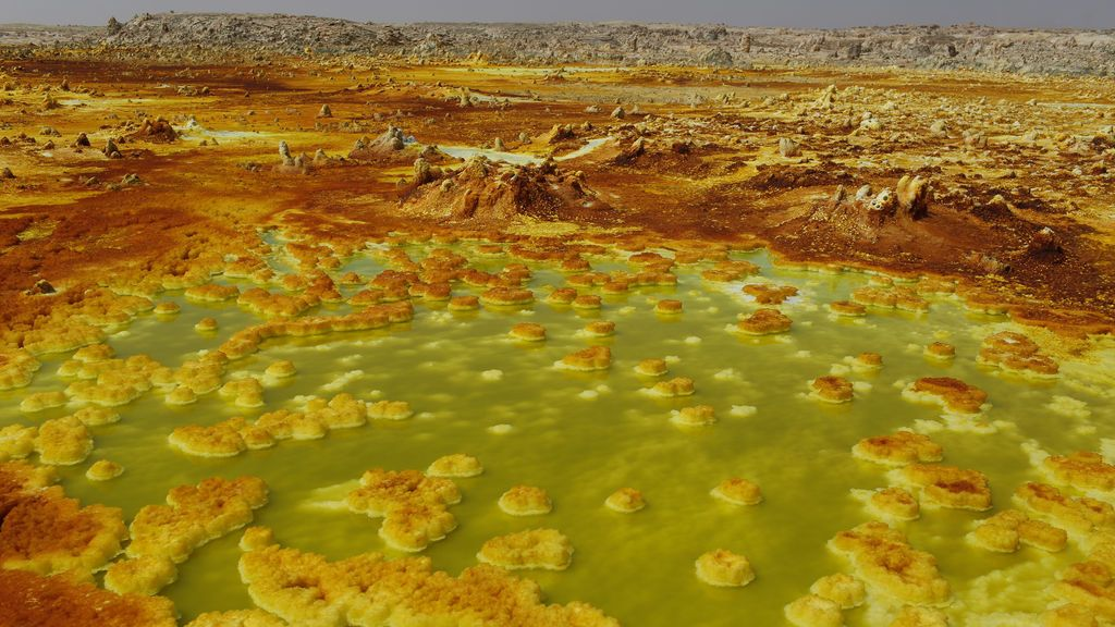 Marte en la Tierra: los científicos han dado con un rincón del planeta donde no hay vida