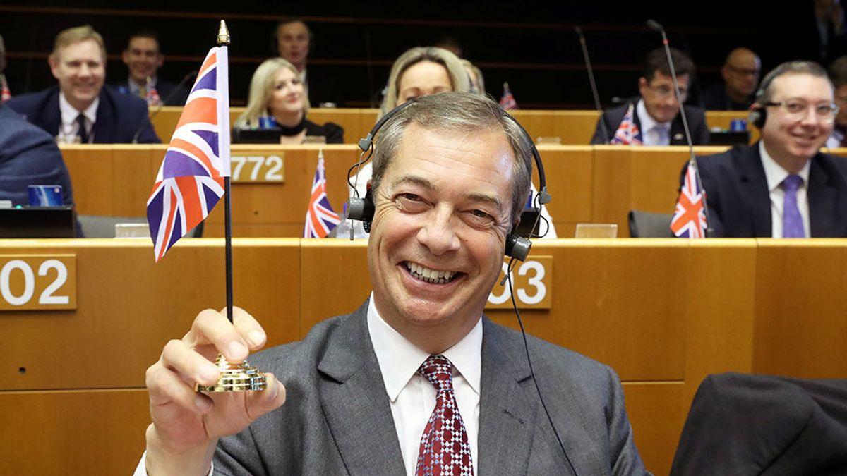 Nigel Farage: el populista jinete del Brexit