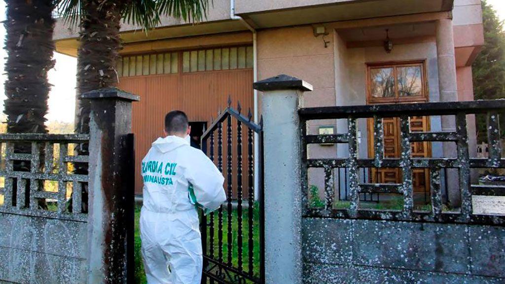 Detenido el presunto asesino de un hombre de 60 años en Lugo