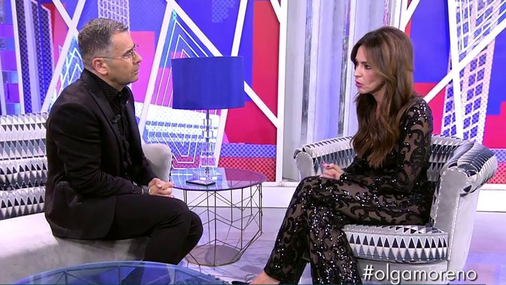 Olga Moreno habla de la relación entre Rocío Carrasco con sus hijos