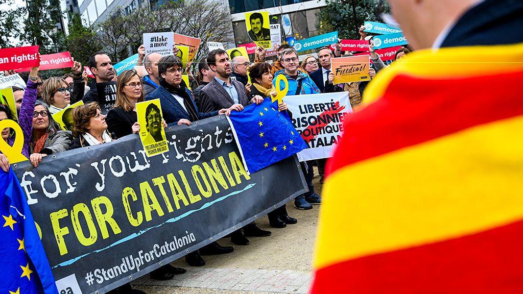 """Terradellas niega haber pedido el """"reconocimiento de la república catalana"""" a ningún exdiputado ruso"""