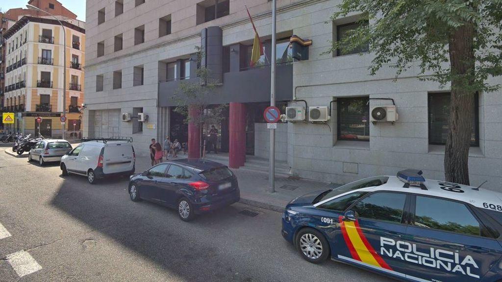 Comisaría Policía Nacional Arganzuela