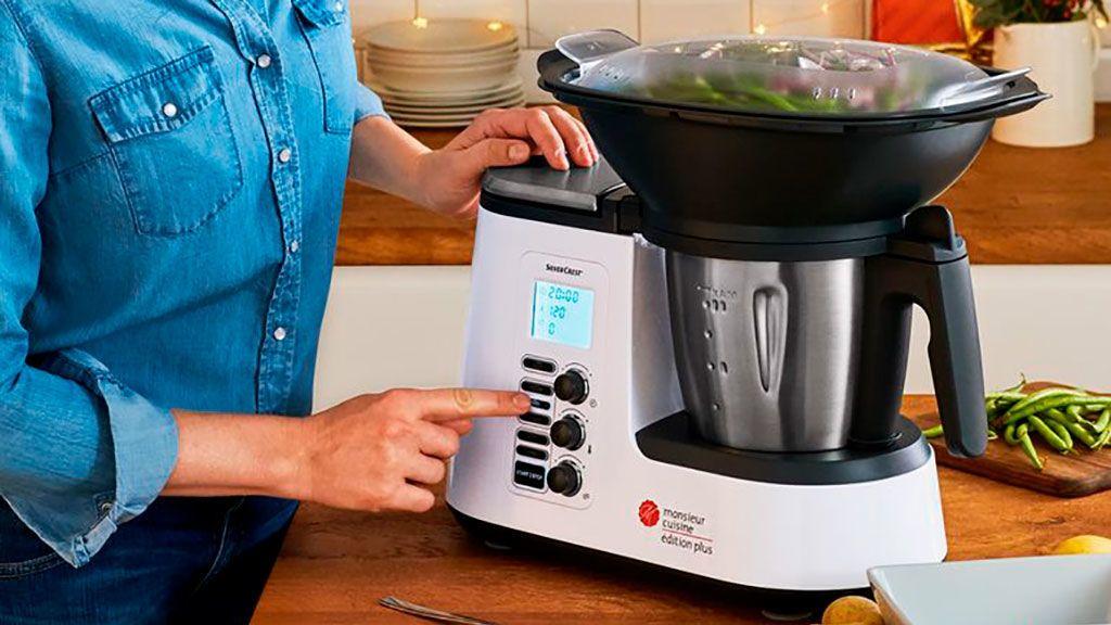 El robot de cocina de Lidl arrasa y se agota en horas