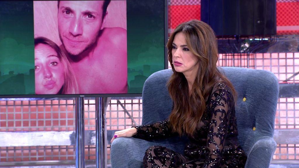 Olga Moreno habla del episodio con Rociíto en el hospital