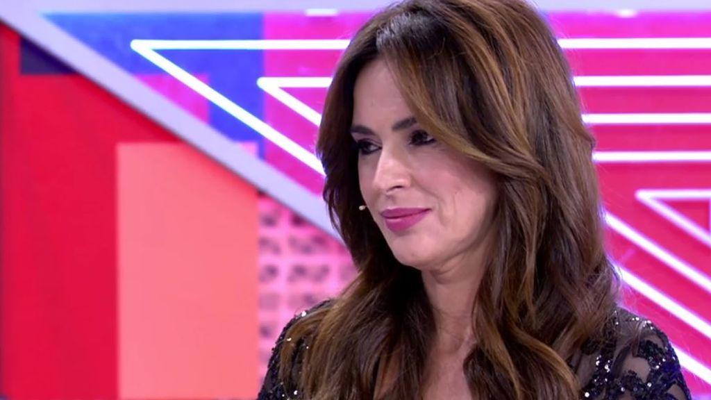 Olga Moreno habla de su encontronazo con Rocío Carrasco