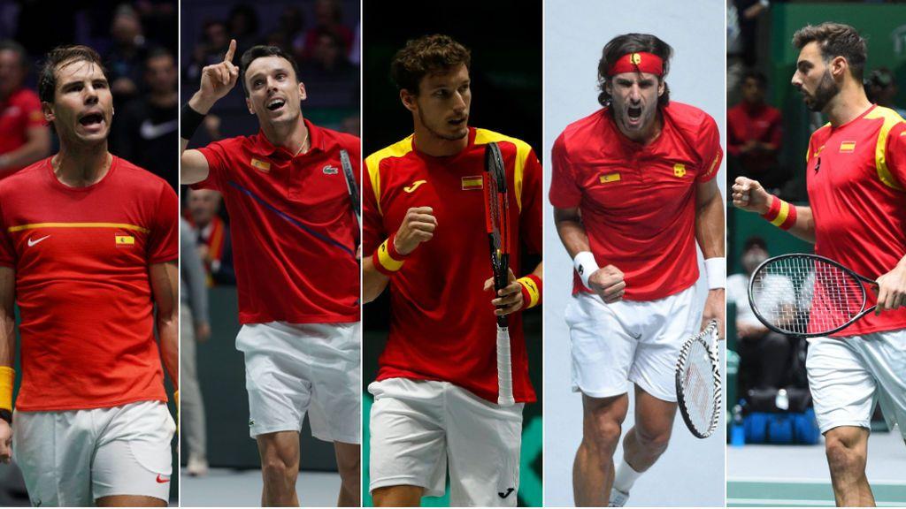 España conquista su sexta Copa Davis en Madrid