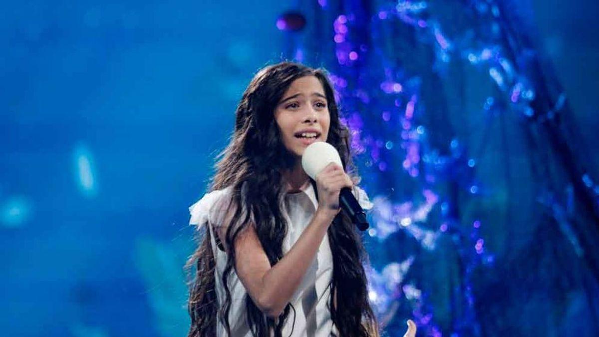 España obtiene una tercera posición en Eurovisión Junior