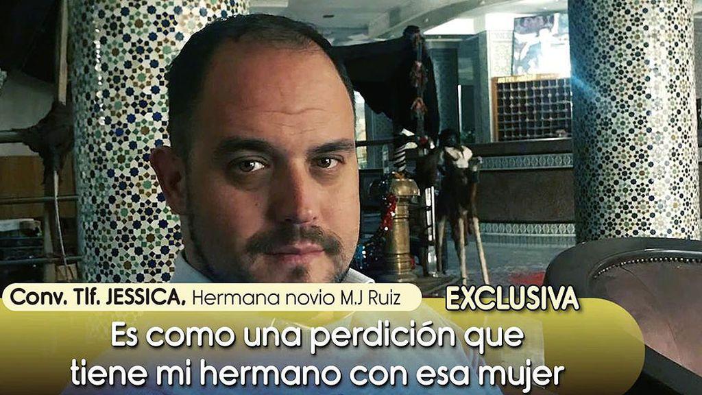 """La hermana de Curro tacha de """"egoísta"""" a la exmujer de su hermano y entiende la postura de María Jesús Ruiz"""