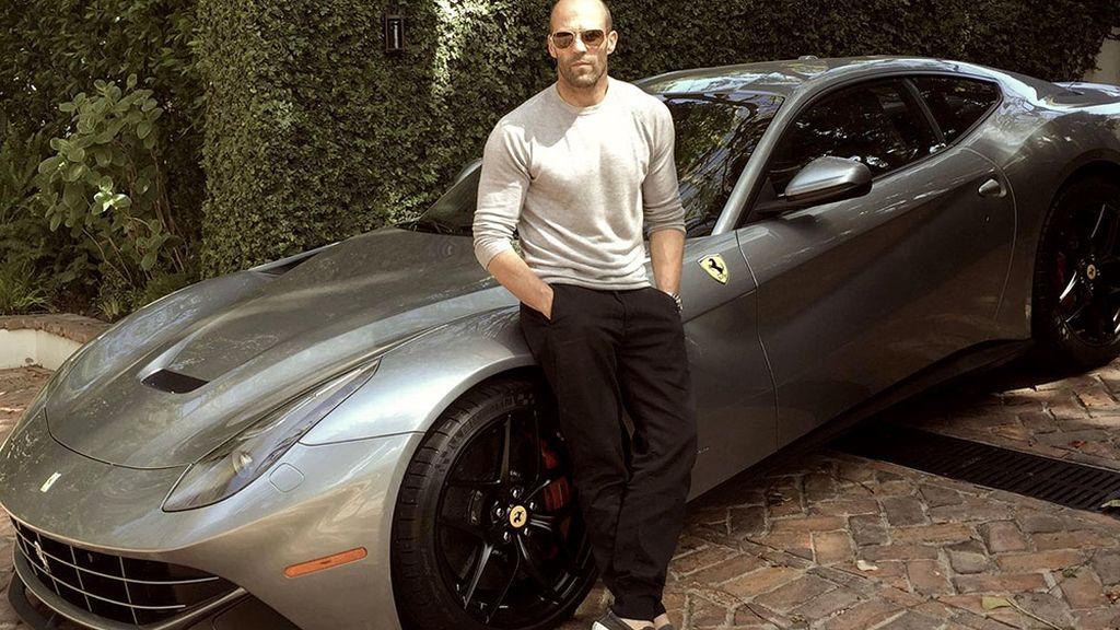 Un Porsche 911 GT2, varios Audi... así es la colección de coches de lujo que conduce Jason Statham en la vida real
