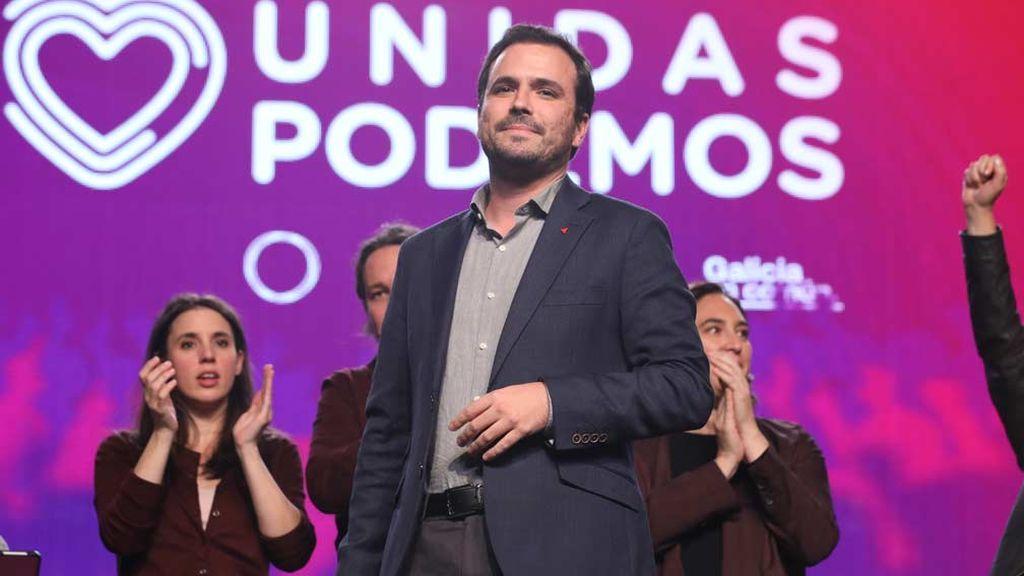Los militantes de Izquierda Unida avalan el preacuerdo entre PSOE y Unidas Podemos