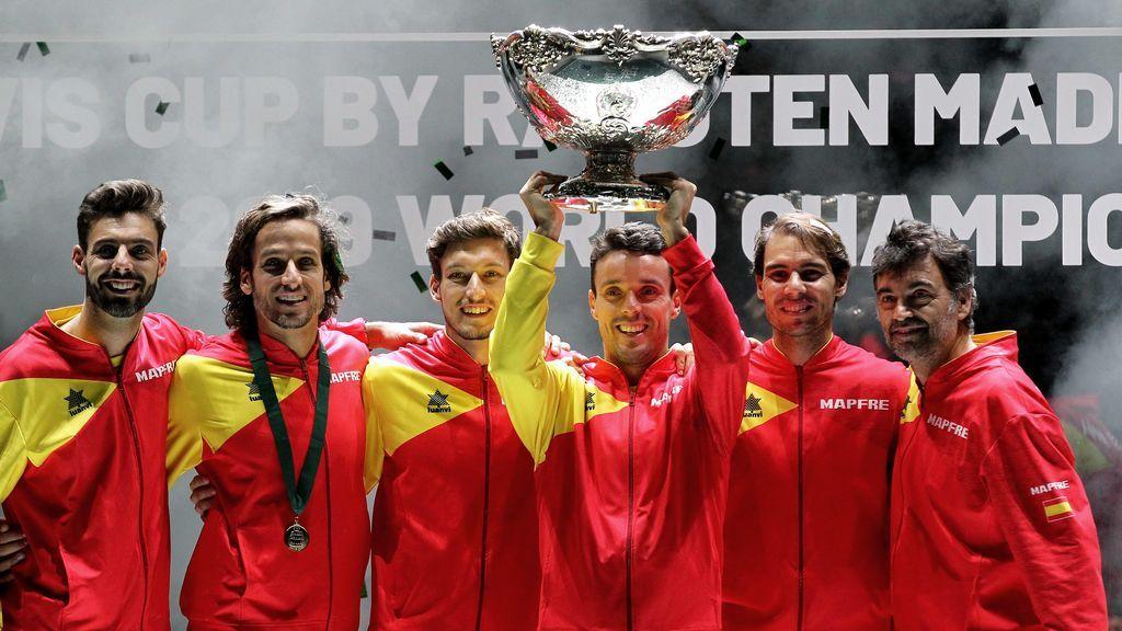La Copa Davis de Bautista
