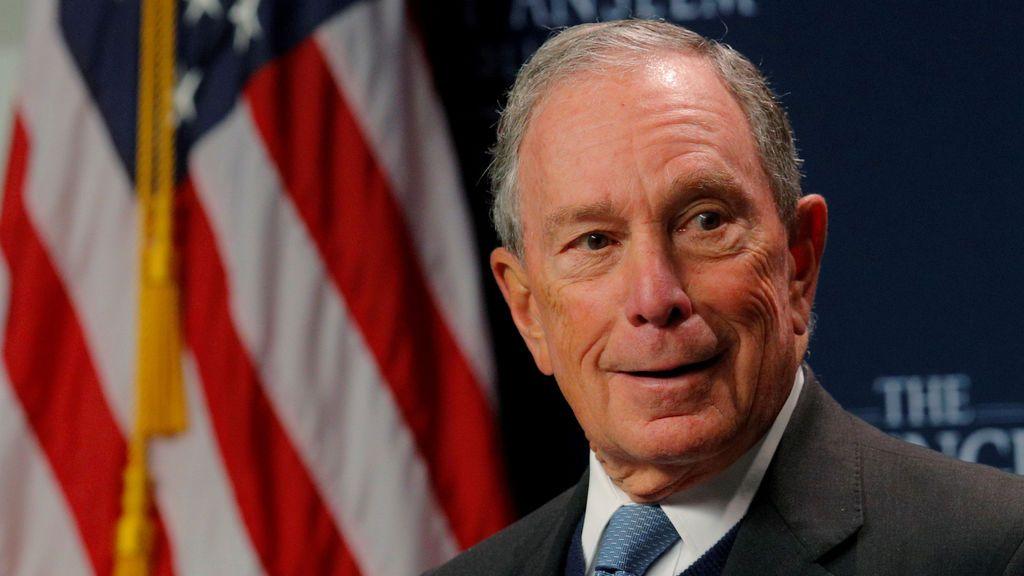 Bloomberg al rescate de los Demócratas