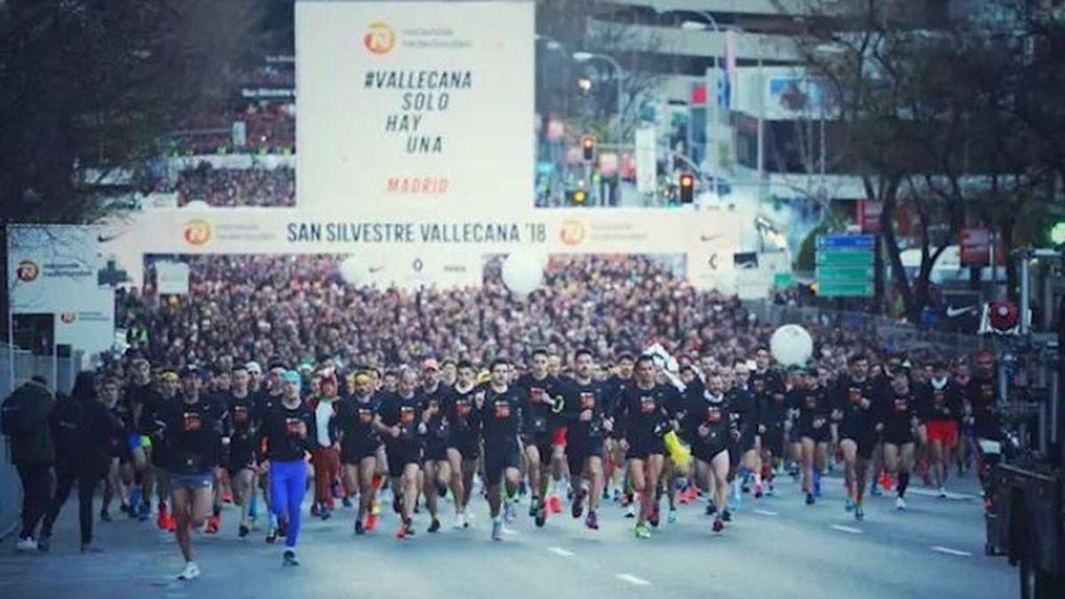 Llega la San Silvestre Vallecana un año más a Madrid