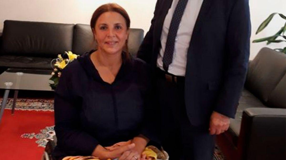 ¿Quién es Nadia Otmani, la mujer que se ha enfrentado a Ortega Smith?