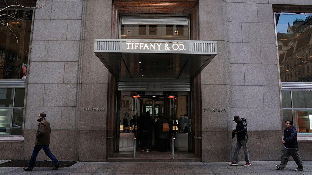 Louis Vuitton compra la joyería Tiffany por 14.700 millones de euros