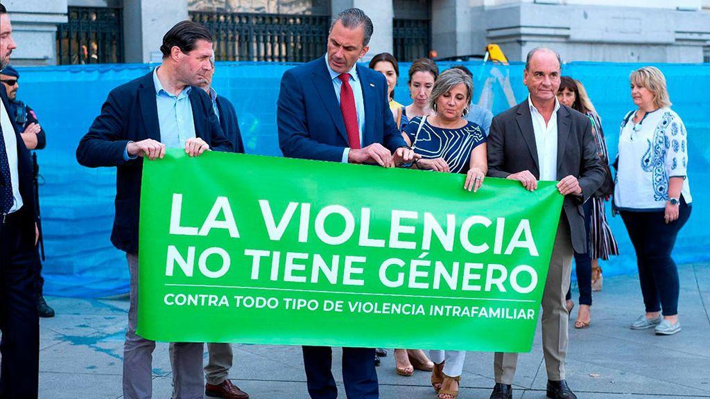 El discurso de Ortega Smith en el día de la Violencia de Género