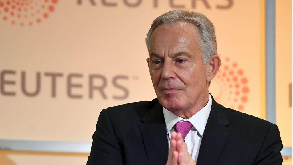 """Tony Blair contra Corbyn """"el marxismo-leninismo ha asaltado al laborismo"""""""