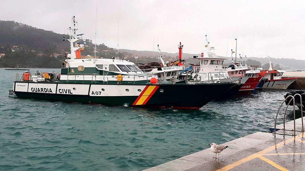 Interceptado un submarino con 3.000 kilos de cocaína en las costas de Galicia