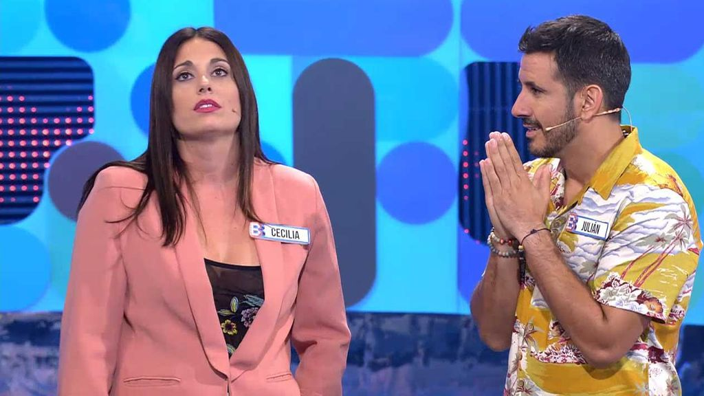 Cecilia y Julián se llevan 4.000 euros en el estreno de 'El Bribón'
