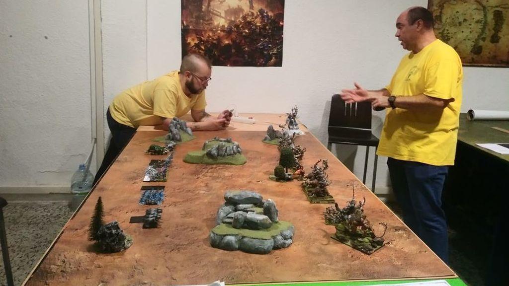 Jugando a War Games