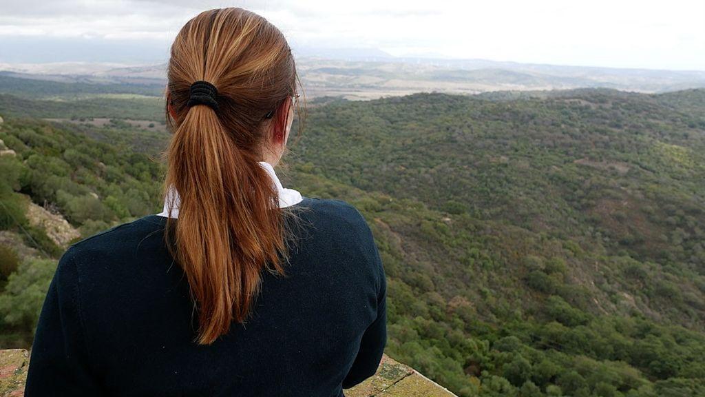 El parque natural de los Alcornocales