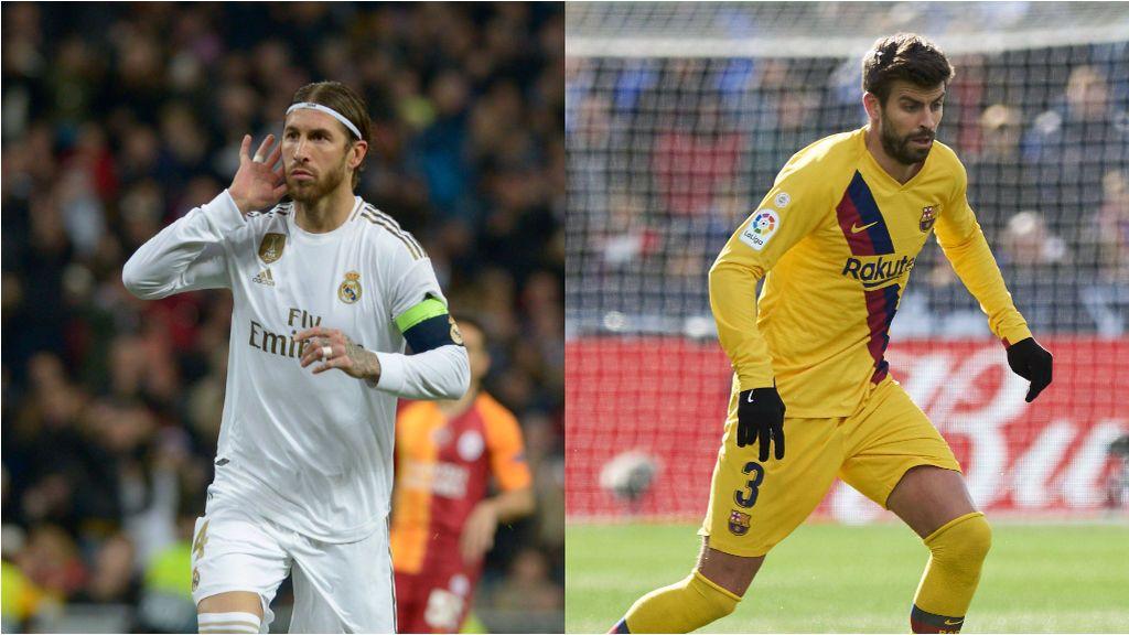 Ramos y Piqué vuelve a encabezar el 'Equipo del Año' de la UEFA
