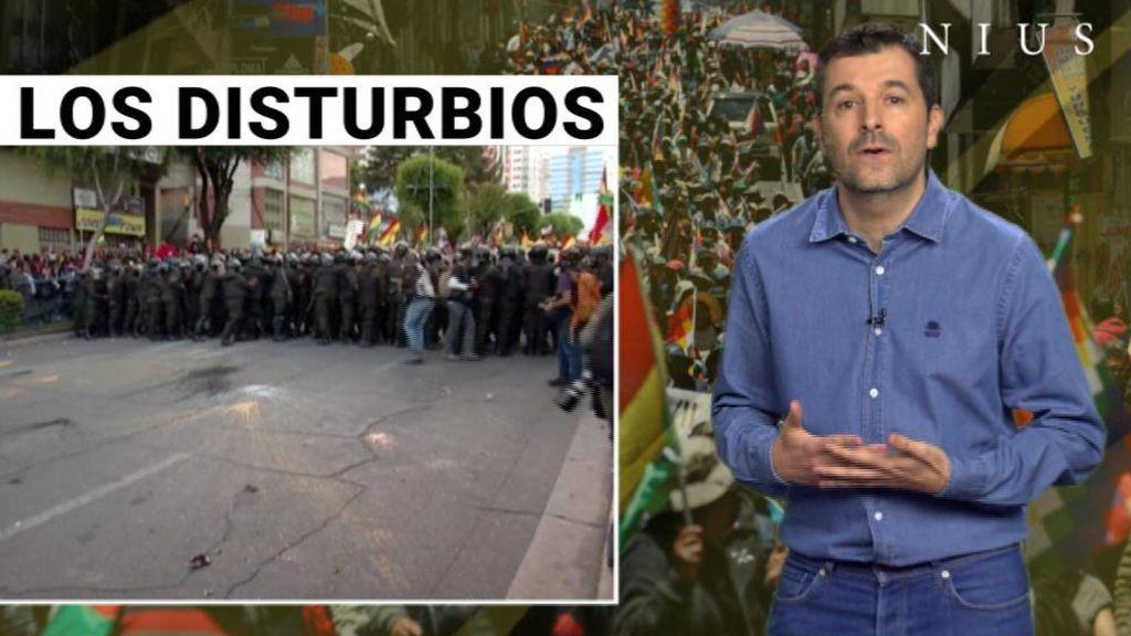 La crisis de Bolivia