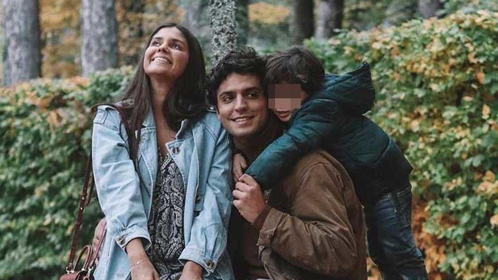 """María G. de Jaime y Tomás Páramo quieren ser padres de nuevo: """"Así Tomy no se lleva mucho con sus hermanos"""""""