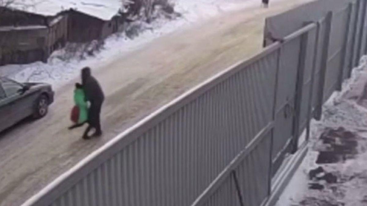 Secuestro niña en Rusia