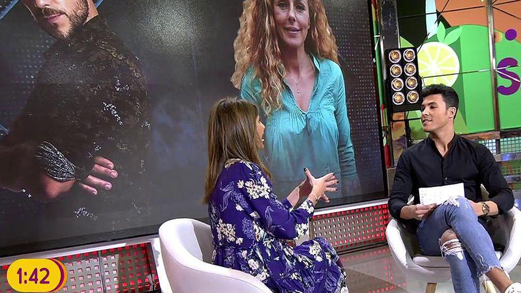 Gema López pone contra las cuerdas a Kiko Jiménez con sus preguntas: el cara a cara de colaboradora y entrevistado