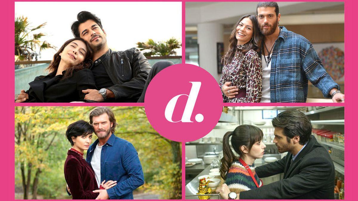 Las series turcas se afianzan en las tardes de Divinity y convierten al canal en el referente de la comedia romántica