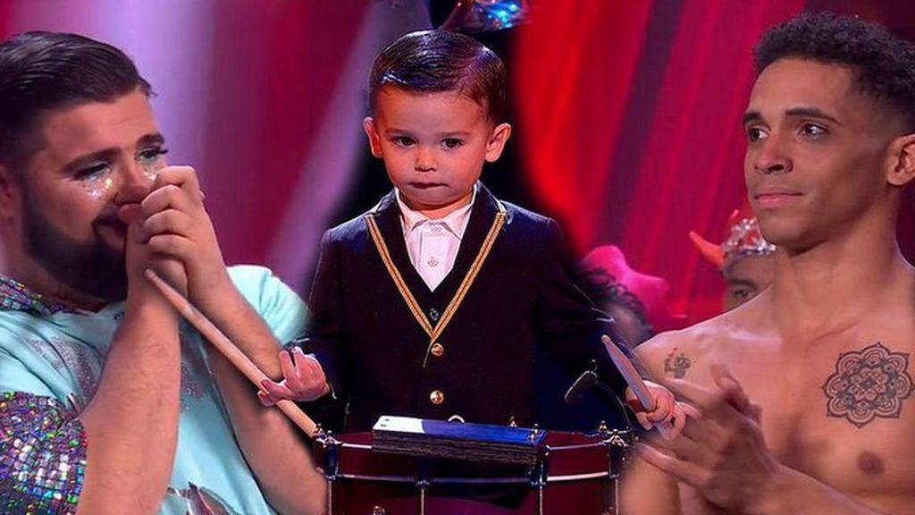'Got Talent' anota su mejor cuota de pantalla de la temporada y triplica a Antena 3