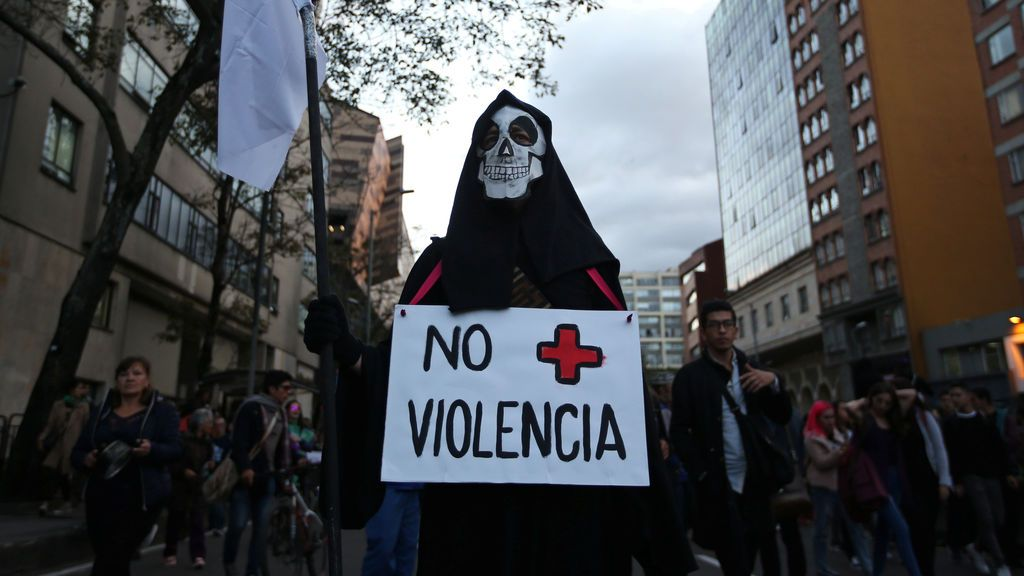 Muere el joven de 18 años herido en las protestas en Colombia