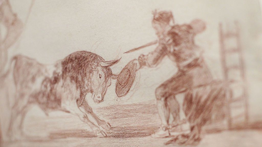 """El comisario de la muestra sobre el pintor insiste: """"Goya era antitaurino"""""""