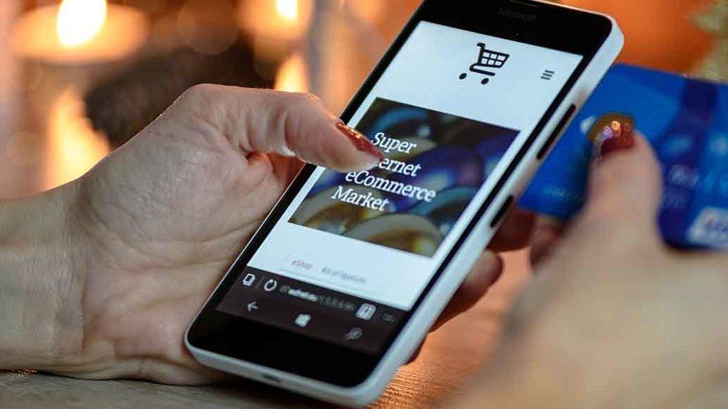El gasto online se disparó un 23,6% en España hasta los 41.509 millones de euros en