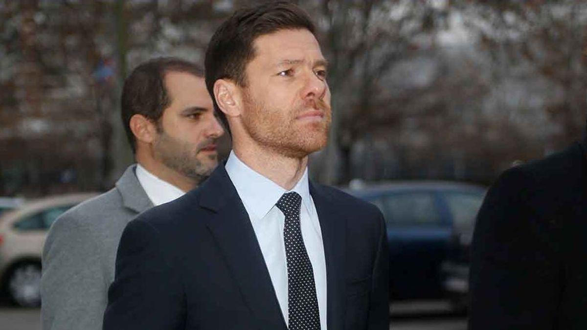 Xabi Alonso, absuelto de fraude fiscal